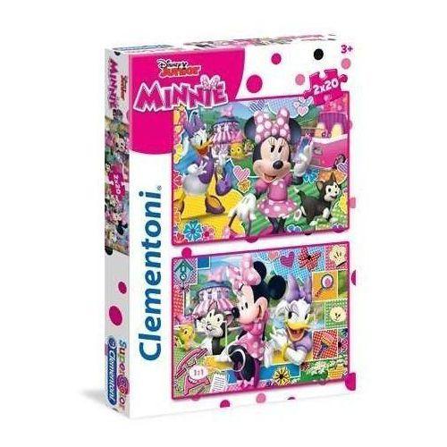 2x20 elementów Super Kolor Minnie, Happy Helpers