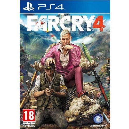 Far Cry 4, gra na PS4