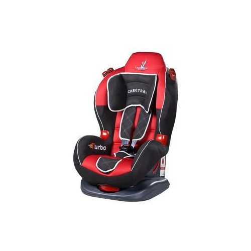 Caretero Fotelik  sport turbo 9-25 kg - red