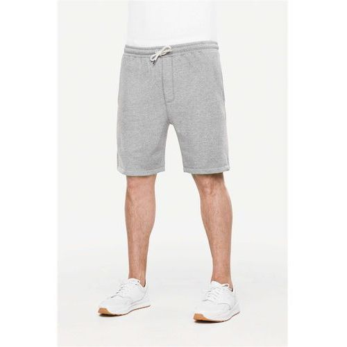 Szorty - sweat structured grey (structured grey) marki Reell