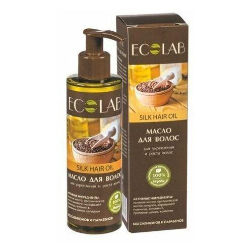 EcLab - Jedwabny Olej Do Włosów Wzmocnienie i Wzrost, 4627089430472