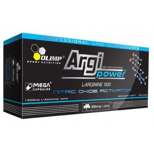 Argi Power 1500 120 kapsułek - MEGA SILNA EREKCJA - produkt z kategorii- Potencja - erekcja