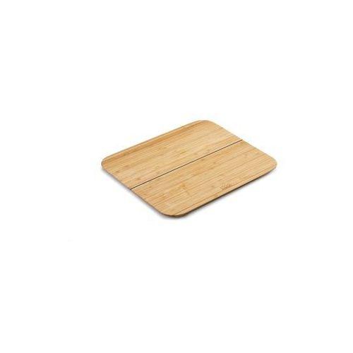 - chop 2 pot deska składana mała bamboo marki Joseph joseph