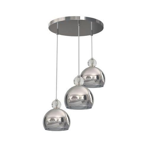 Lampa wisząca TOLEDO 3xE27 MLP4246 - Milagro - Sprawdź kupon rabatowy w koszyku (5902693742463)