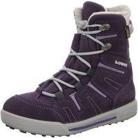 Nowe dziecięce buty lilly gtx mid eggplant rozmiar 31/19,5cm marki Lowa