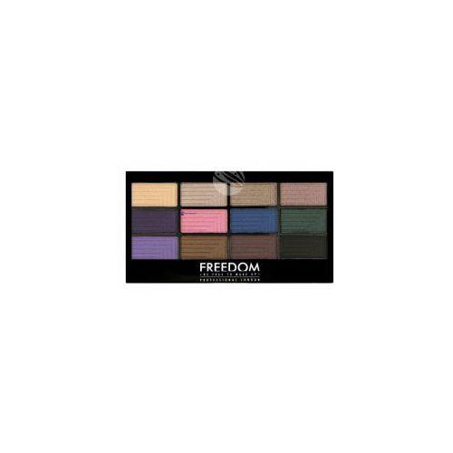Freedom Pro Eyeshadow Palette (W) paleta 12 cieni do powiek Dreamcatcher 12g