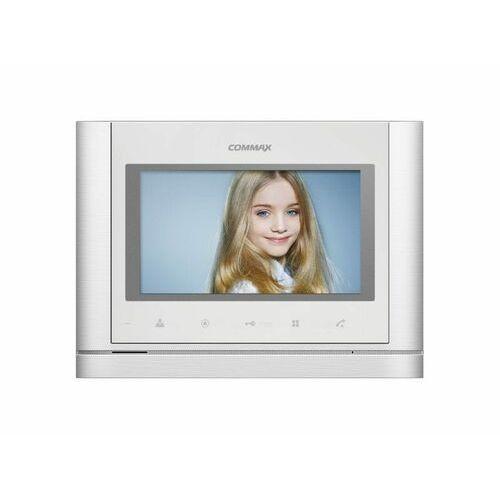 """Monitor 7"""" głośnomówiący systemu analogowego i Gate View + Commax CMV-70M(DC)"""