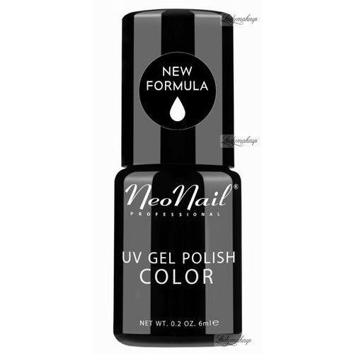 - uv gel polish color - candy girl - lakier hybrydowy - 6 ml - 3220-1 - neon pink marki Neonail