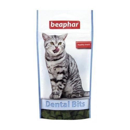 Dental bits 35g - przysmak z dodatkiem chlorofilu dla kotów marki Beaphar