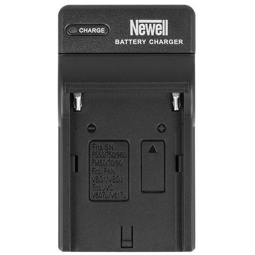 Ładowarka dc-usb do akumulatorów serii np-f, np-fm marki Newell