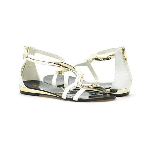 Sandały sk57-41 białe marki Vices