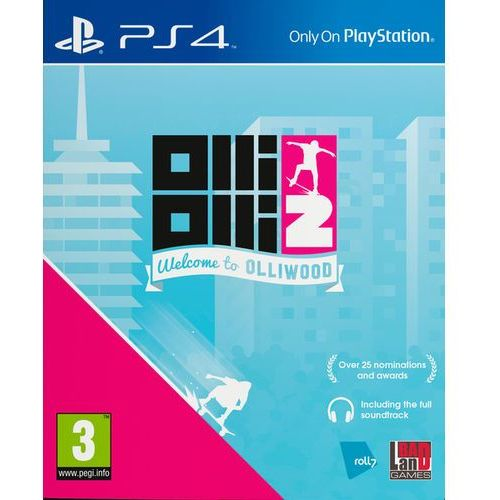 OlliOlli2 Welcome to Olliwood (PS4)