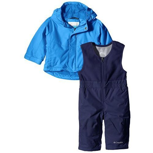 Columbia dzieci kombinezon zimowy Buga Set, niebieski (0887921979444)