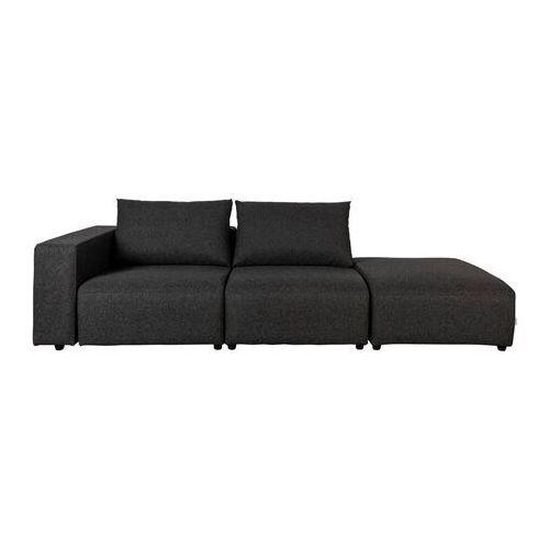 Zuiver outdoor sofa breeze 3-osobowa lewa, antracytowa 3500013 (8718548062184)