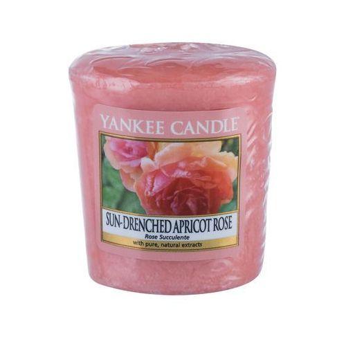 Yankee Candle Sun-Drenched Apricot Rose 49 g Świeczka zapachowa