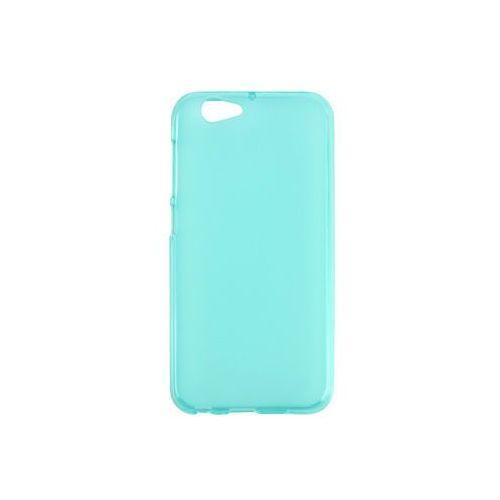HTC One (A9s) - etui na telefon FLEXmat Case - niebieski