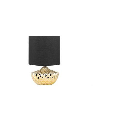 Lampa stolowa złota 38 cm VAAL (4260624111353)