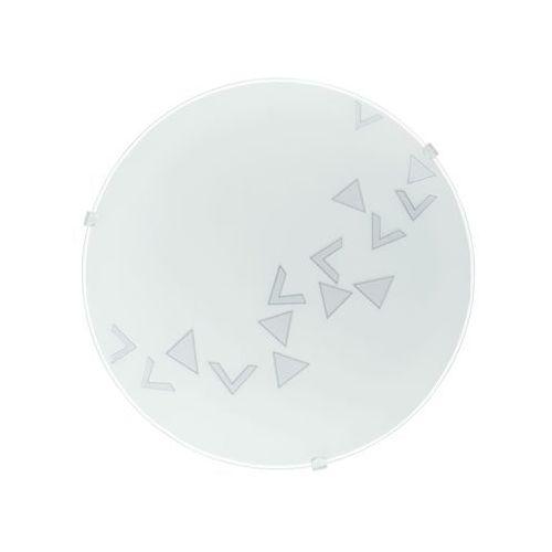 Plafon Eglo Mars 80263 lampa oprawa ścienna sufitowa 1x60W E27 biały, 80263