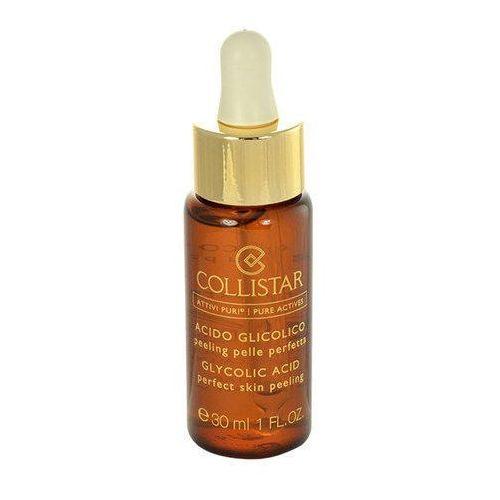 Perfect skin peeling with glycolic acid peeling do twarzy z kwasem glikolowym 30ml wyprodukowany przez Collistar