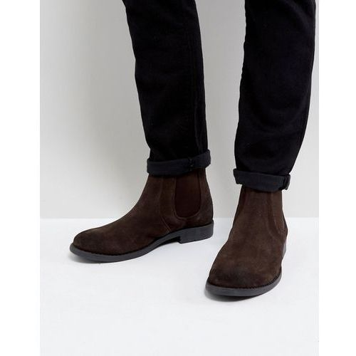 round toe chelsea boots - brown marki Frank wright