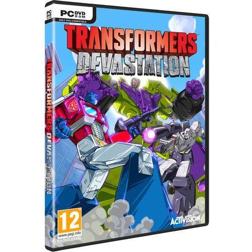 OKAZJA - Transformers Devastation (PC)