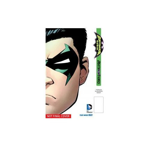 Batman & Robin Volume 3: Death of the Family HC (The New 52) (9781401242688)
