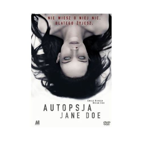 Autopsja Jane Doe (DVD) + Książka (9788365736307)