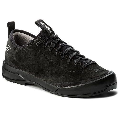 Arc'teryx Trekkingi - acrux sl leather m 068744-322466 g0 black/black