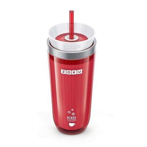 Zoku Kubek termiczny iced coffee maker czerwony odbierz rabat 5% na pierwsze zakupy