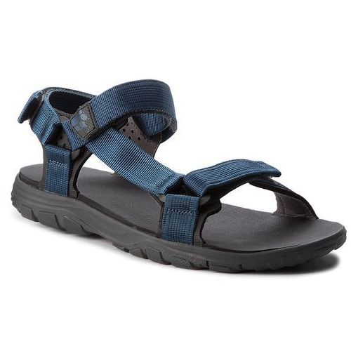 Sandały JACK WOLFSKIN - Seven Seas 2 Sandal 4026651 Poseidon Blue, 39.5-47