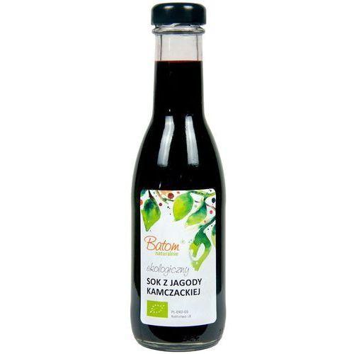 Batom (dżemy, soki, kompoty, czystek) Syrop z jagody kamczackiej bio 250 ml - batom