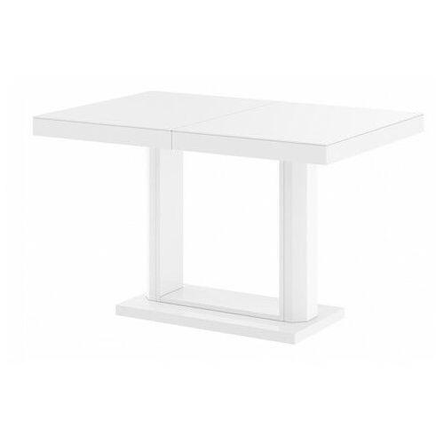 Producent: elior Rozkładany stół wysoki połysk biały - muldi 2x