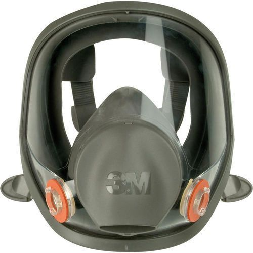 Maski pełnotwarzowe 6800M 3M 6800 Klasa filtrów / stopień ochrony: - 1 szt. ()