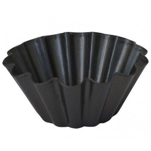 Forma do babek stalowa bez otworu de Buyer 100 mm D-4702-10