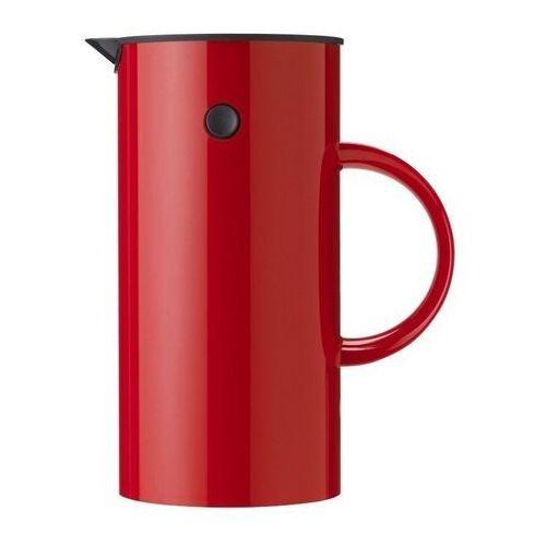 Stelton - zaparzacz do kawy na 8 filiżanek - czerwony