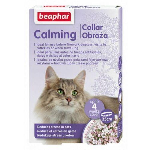 Beaphar calming collar - obroża uspokajająca dla kotów