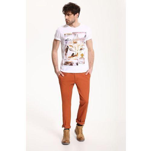 - spodnie marki Top secret