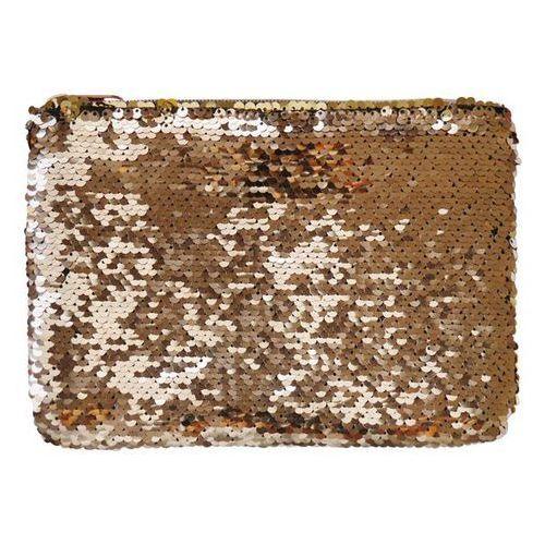 Piórnik 15x22 złoty cekiny 988045 incood marki Incood.