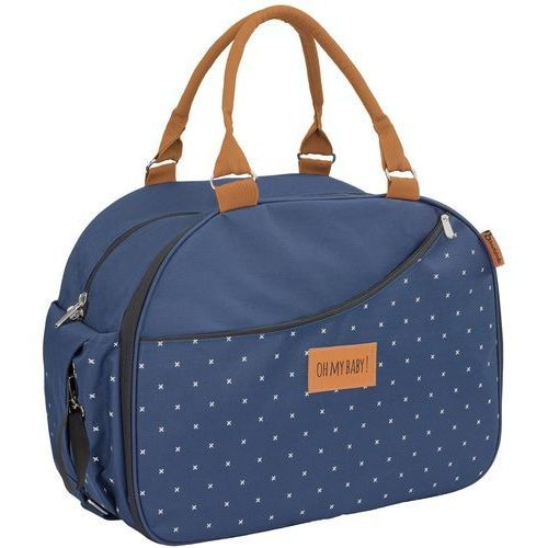 Badabulle torba do przewijania weekend dark blue (3661276152243)