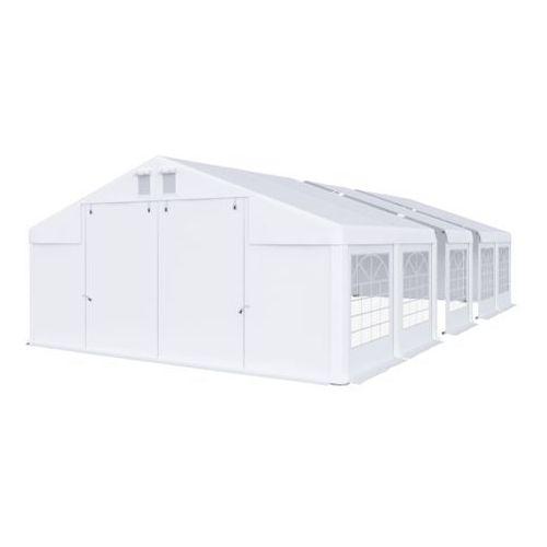 Das Namiot 6x20x2, całoroczny namiot cateringowy, winter/sd 120m2 - 6m x 20m x 2m