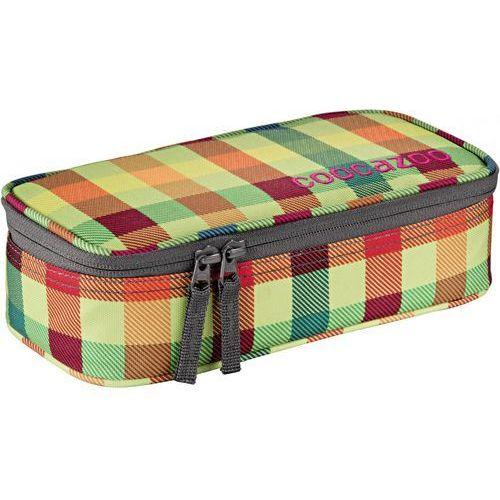 Piórnik Coocazoo PencilDenzel II Hip To Be Square Green - (001299120000) Szybka dostawa! Darmowy odbiór w 21 miastach!, 001299120000
