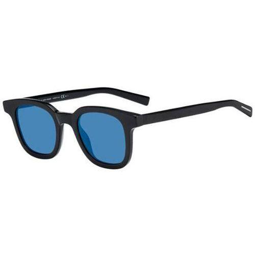 Dior Okulary słoneczne black tie 219s kvx/2a