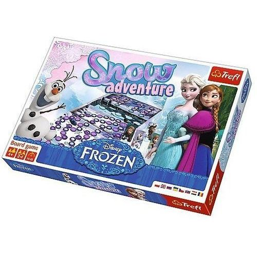 Trefl gra frozen - snow adventure