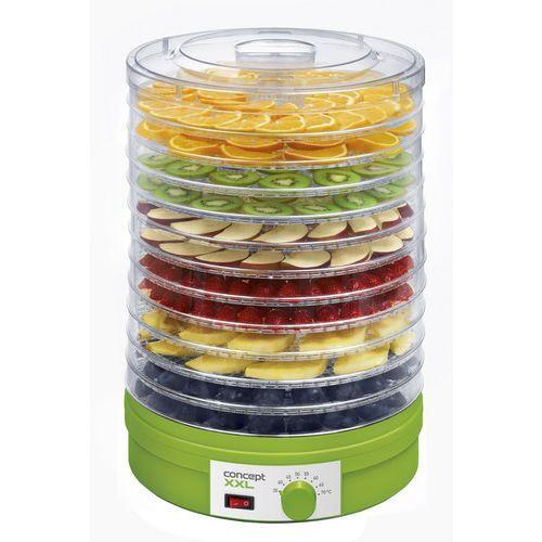 Suszarka do warzyw i owoców 12 półek xxl - fresh so1025 marki Concept