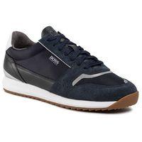 Sneakersy BOSS - Sonic 50428381 10214574 01 Dark Blue 401, w 7 rozmiarach