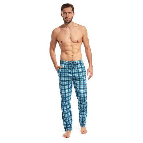 Cornette Spodnie piżamowe 691/08 607605 m, niebieski, cornette