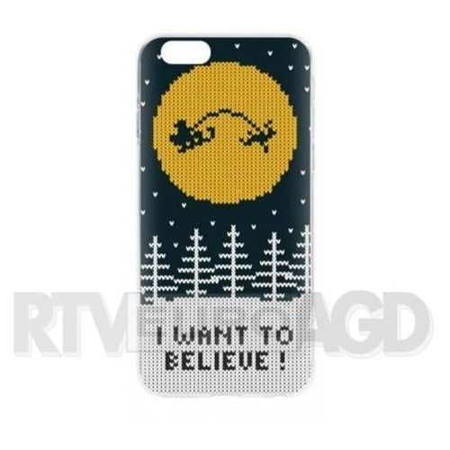 Flavr coque case ugly xmas sweater believe iphone 6/6s (kolorowy) (4029948052755)