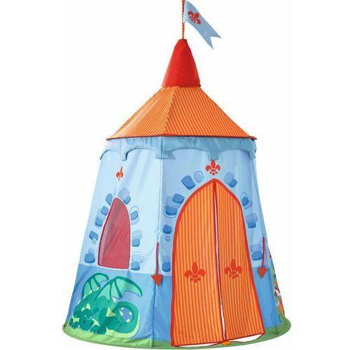 HABA Namiot dla dzieci Rycerska Baszta, 150x190 cm, 302876 (4010168227085)