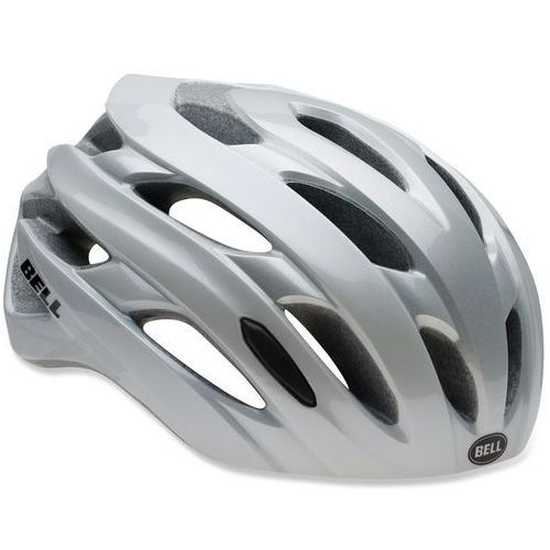 Kask event white silver marki Bell
