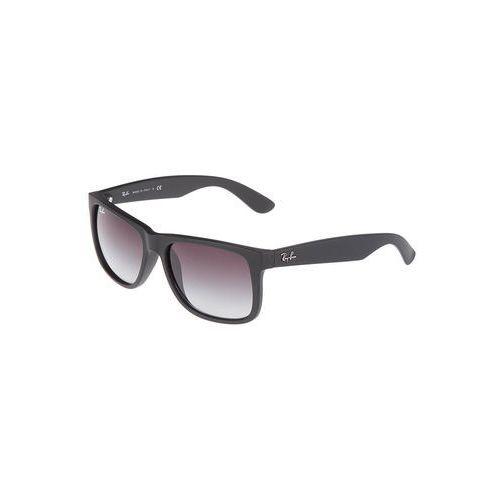 RayBan JUSTIN Okulary przeciwsłoneczne schwarz, 0RB4165 55
